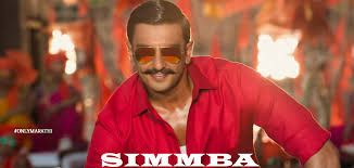 Simmba (Hindi) Movie