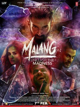 Malang (Hindi) Movie