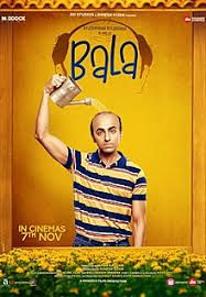 Bala (Hindi) Movie