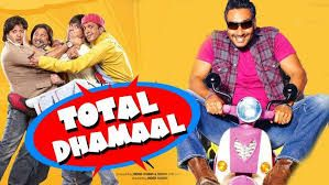Total Dhamaal (Hindi) Movie