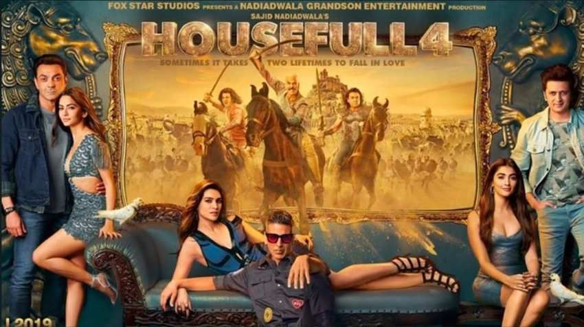 Housefull 4 (Hindi) Movie