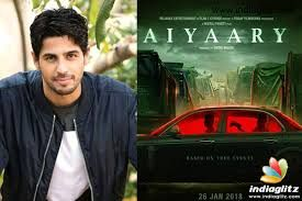 Aiyaary (Hindi) Movie