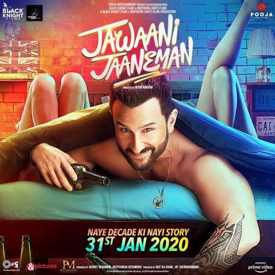 Jawaani Jaaneman (Hindi) Movie