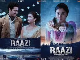 Raazi (Hindi) Movie