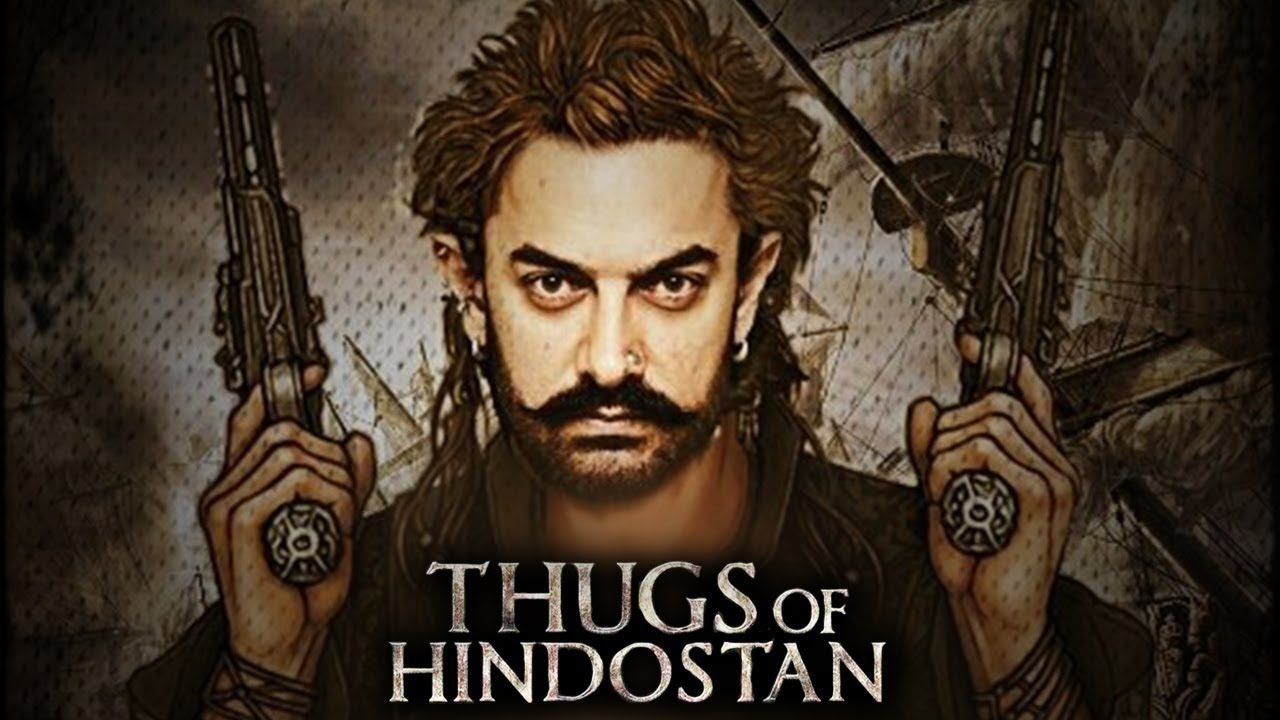 Thugs of Hindostan The IMAX 2D Experience (Hindi) Movie