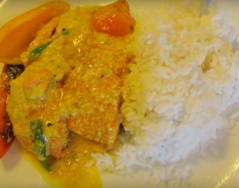 Bengali Shorshe Bata Fish (Fish in Mustard Paste)