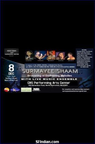 Surmayee Shaam- An evening of enchanting melodies