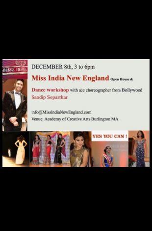 Celebrity Dance Workshop with ace choreographer Sandip Soparrkar